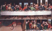 """Google's New Gigapixel Technology Reveals Detail 'Like Never Before' of Leonardo da Vinci's """"The Last Supper"""""""