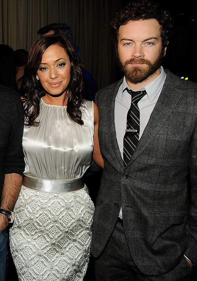 Leah Remini and Danny Masterson in 2009. She Long Denounced Scientology