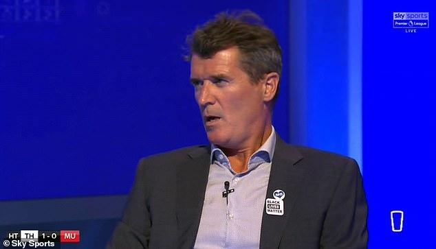 Keane a déclaré que De Gea, Maguire et Shaw ne devraient pas être autorisés dans le bus de l'équipe après le match