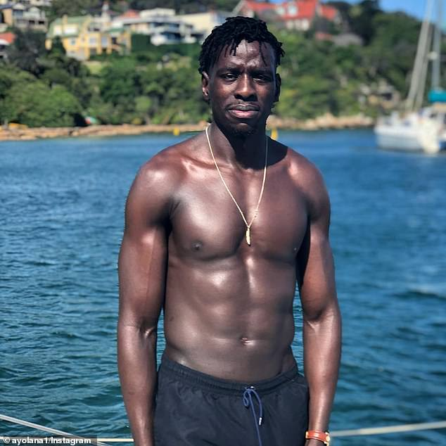 Mr Oluwalana said that was 'a bit of a shame,' which the manager responded with the locals of Bondi 'like their coffee a certain way'