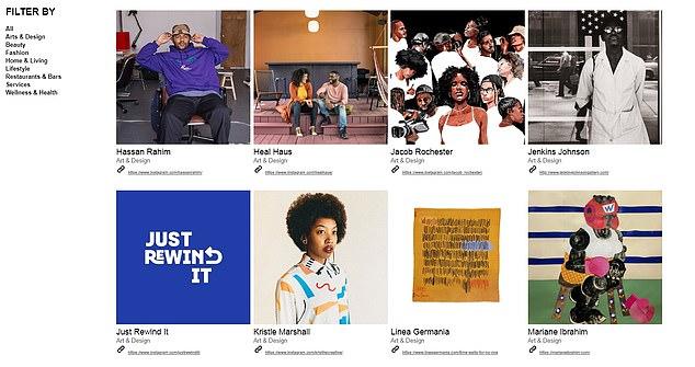 Paroles de sagesse: Être noir est votre activisme.  L'excellence noire est une forme de protestation.  La joie noire est votre droit '', a écrit le chanteur dans le slogan de la page Black Parade