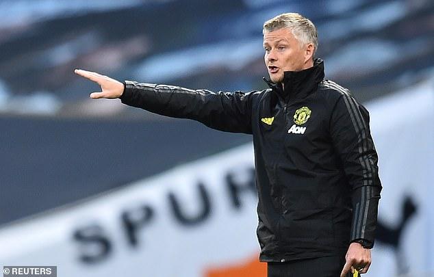 Ole Gunnar Solskjaer a défendu David de Gea après le choc de l'Espagnol contre Tottenham