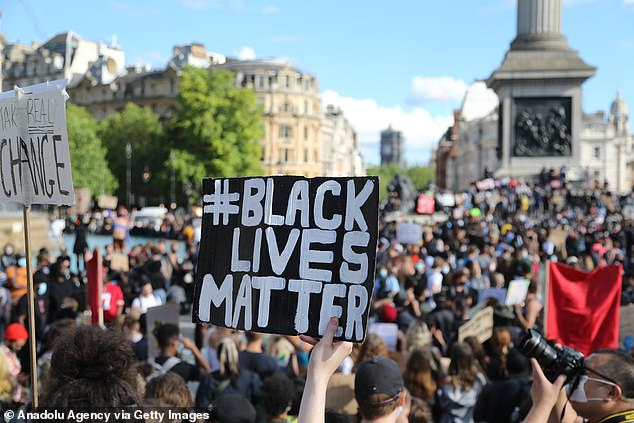 In a little over a fortnight, more than 33,000 people have made an online donation to BLM united KINGDOM¿GoFundMe page, with the amount raised last night topping £ 1 million