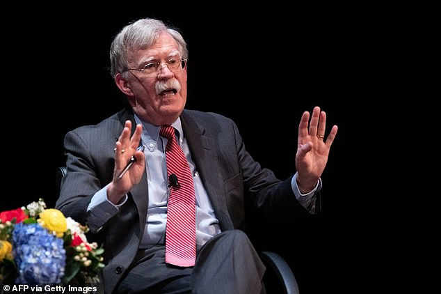 Bolton's memoir claims Trump agreed to back off criminal probes as 'personal favors' to certain dictators as part of a foreign policy characterized by 'chaos' and aimed at the president's personal benefit
