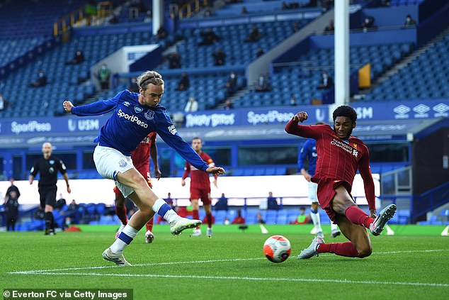 5.5 million viewers tuned in to watch Everton draw 0-0 with Liverpool at Goodison Park