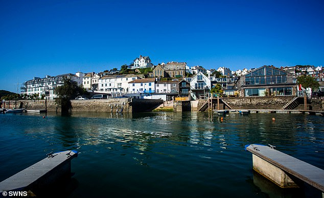 Picturesque resorts such as Salcombe in Devon are now open for staycations after the PM's announcement