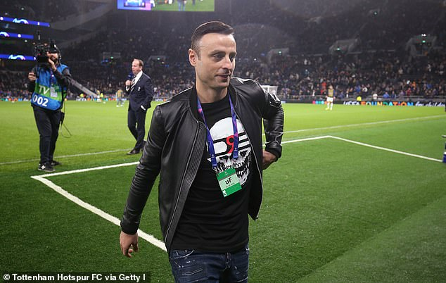 Former Spurs striker Dimitar Berbatov explained why the team's style of play did not suit Kane