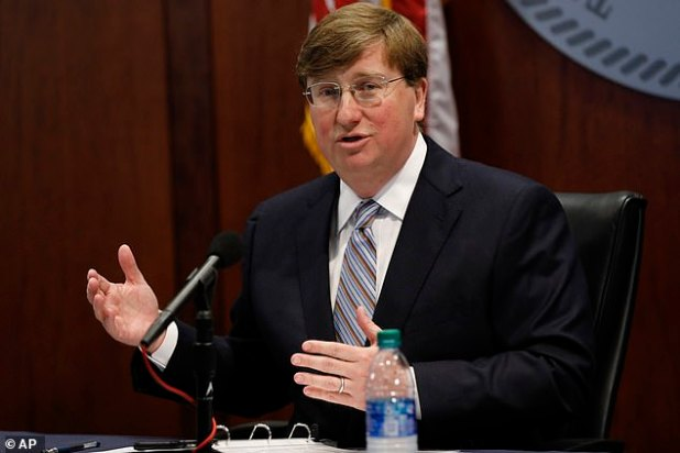Mississippi Governor Tate Reeves said the proposal to have a second state flag without the Confederate