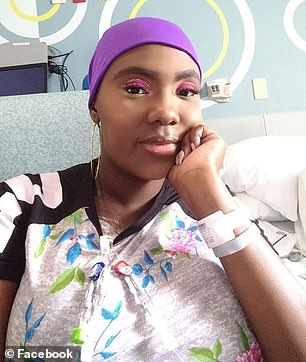 Victoria Gray, 34 (pictured), of Forest, Mississippi, became the first American patient to use CRISPR to treat her sickle cell disease