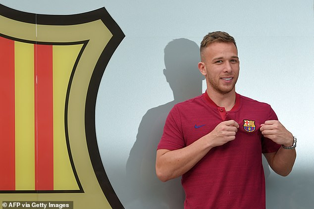 Initial reports stated that Arthur was desperate to stay at the Nou Camp, but he will now leave