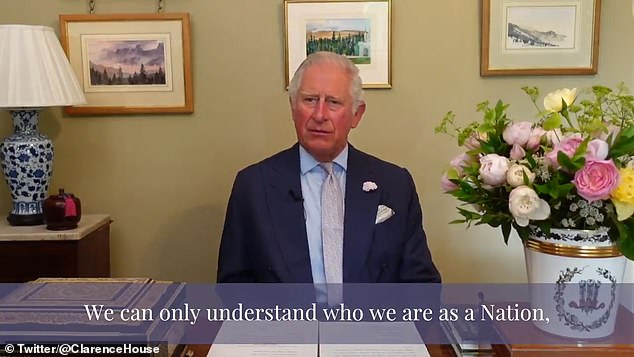 The Prince of Wales paid tribute to the 'invaluable contribution of Black people in Britain' in a video to mark 72 years since the Empire Windrush arrived at Tilbury Docks in Essex, bearing around 500 people from Jamaica