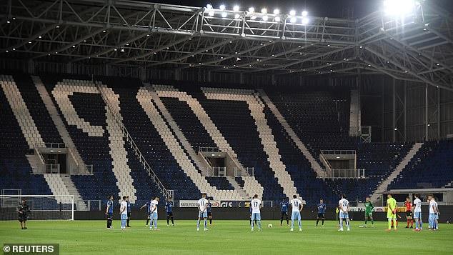 Atalanta and Lazio meet in Bergamo in a clash between the two highest-scoring Serie A teams