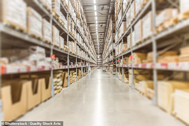 AFRon Thursday reported Amazon partnered with Goodman Group on a huge centre at its Oakdale West Estate in Kemps Creek, western Sydney (stock image)