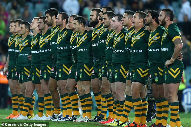 The Kangaroos are hoping to take on the All Blacks in a one-off match on December 5
