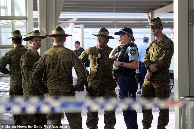 The Victorian Government planned to bring in 1000 ADF troops from Thursday, monitoring hotel quarantine