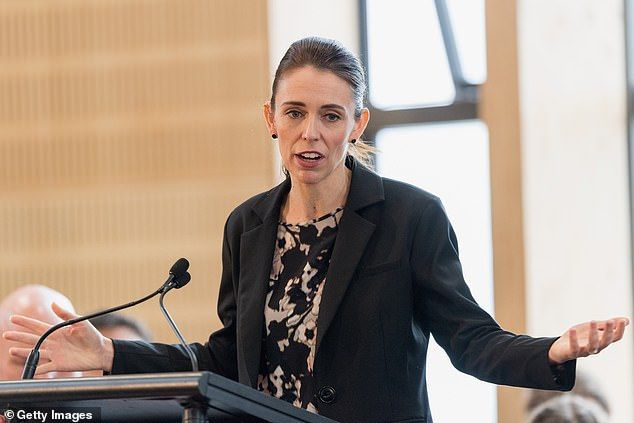 Kiwi Prime Minister Jacinda Ardern has been personally hitting the phones in an attempt to secure the 2023 Women's World Cup