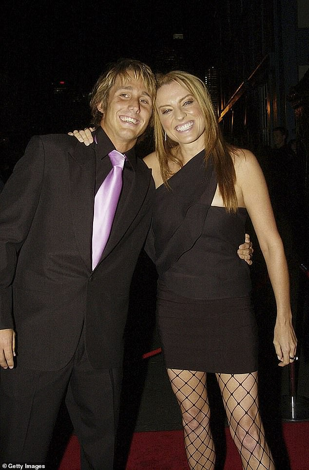 Iconic:Daniel added he won't be watching the revamped series on Channel Seven, due to his allegiance to former host Gretel Killeen. 'The show died in my opinion when she wasn't in front of it,' he said. Here: Daniel and Gretel Sydney, 2004