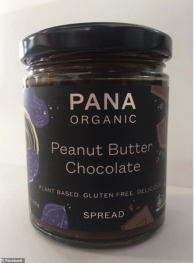 Pana Organic's Peanut Butter Chocolate Spread has been recalled due to the presence of cashews andpistachios, which may trigger an allergic reaction