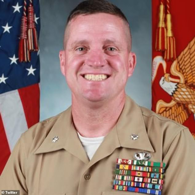 FIRED: Blame for the disaster at Holyoke has been placed mainly on the shoulders of Bennett Walsh (pictured), a well-connected former Marine who was appointed by Massachusetts Governor Charlie Baker in 2016