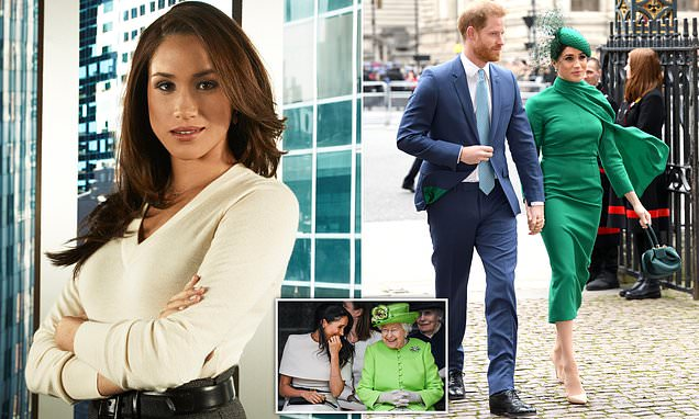 Lady Colin says the Queen 'welcomed' Meghan Markle's biracial identity