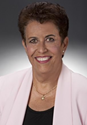 Residents called into question the credentials of Alina Alonso, the director of the Palm Beach County Department of Health