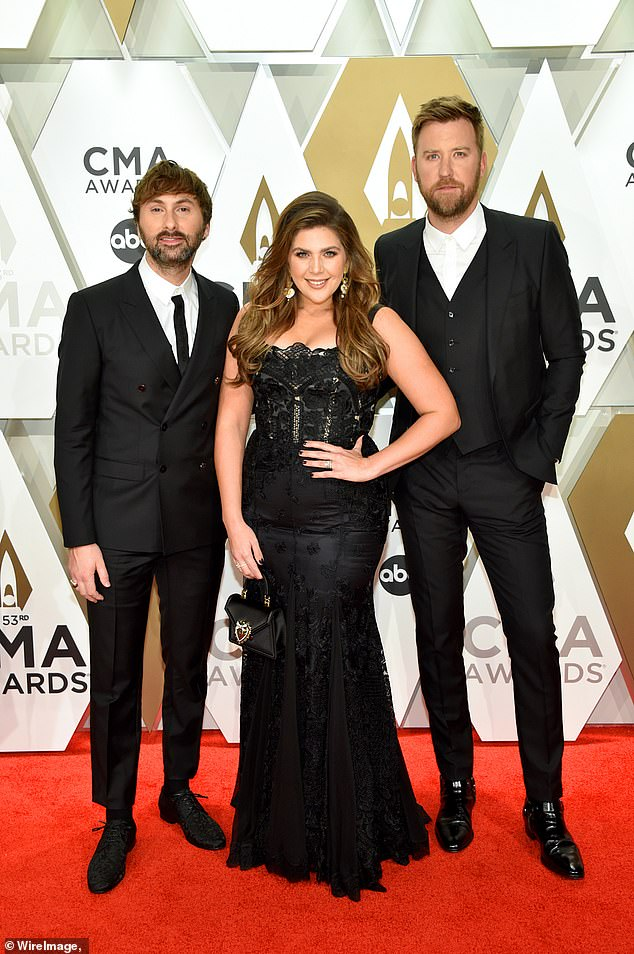 Following suit: Calls for The Chicks to make 'Dixie' a thing of the past reached then fever pitch after country group Lady Antebellum changed their name to Lady A earlier in June