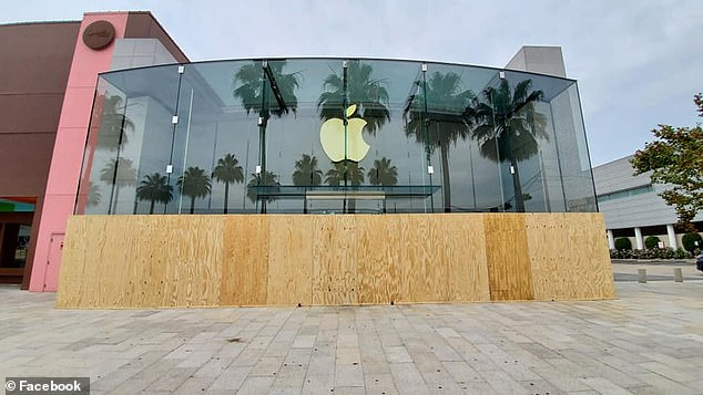Apple will close an additional seven stores in and around Houston, less than a month after re-opening them, due to a surge in new COVID-19 cases in Texas