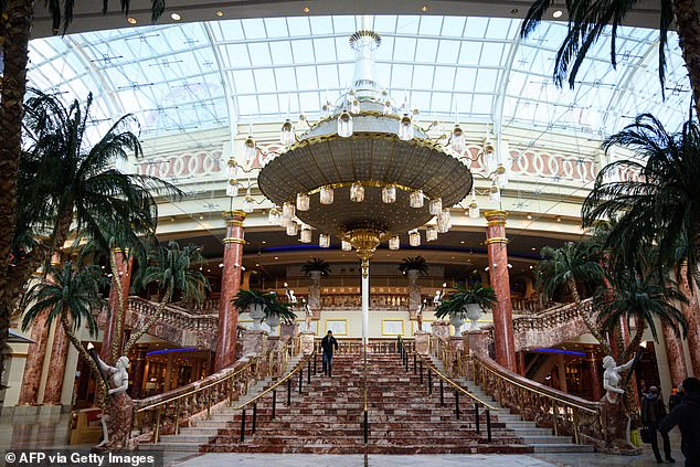 Earlier this week, Intu's director of operations, Gavin Prior, said traffic had increased by more than 300% after stores reopened in its malls, including the Trafford Center.