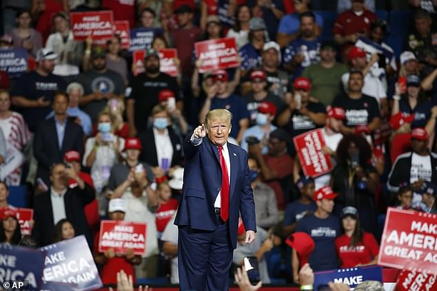 President Donald Trump held his first campaign rally since March Saturday, even as Tulsa officials warned and campaign personnel self-isolated after that