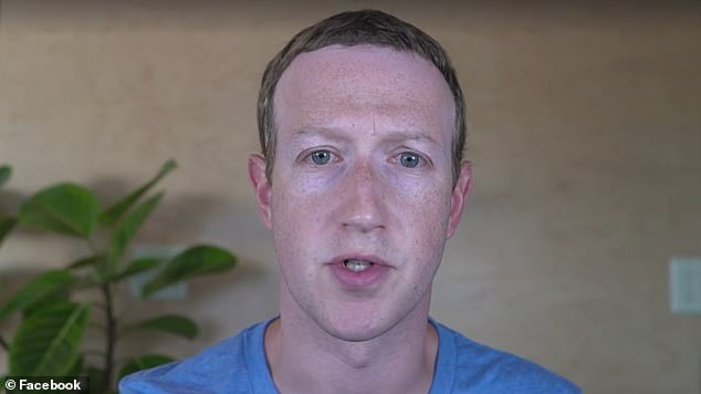 Zuckerberg sagte in einem Facebook Live-Video am Freitag, dass das Unternehmen damit beginnen würde,