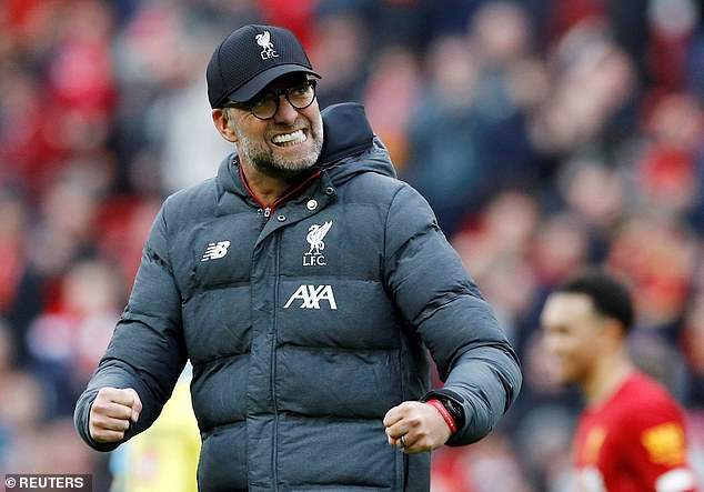 Liverpool legend also saw Jurgen Klopp's self-confidence as a reason for Liverpool's glory