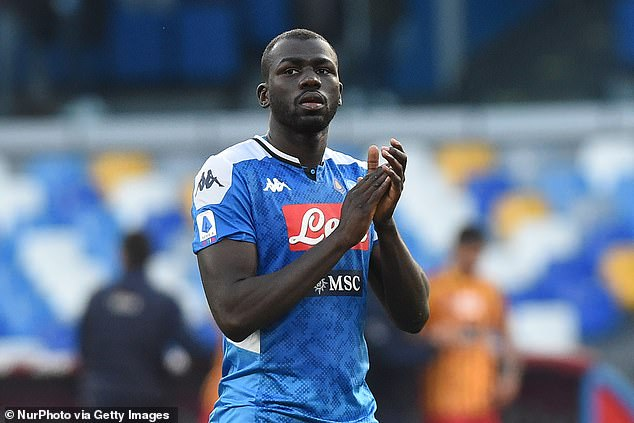 Koulibaly is a man in demand, Italian club Napoli setting his price at £ 90 million