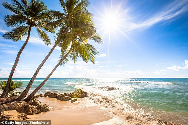 The popular holiday island of Barbados in the Caribbean is safe from coronavirus