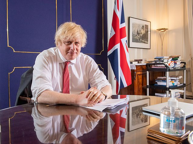 Noting a clear break with David Cameron's austerity policies following the 2008 financial crisis, Johnson said he would