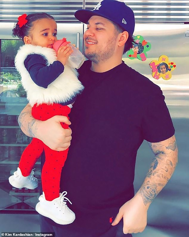 Battle for police custody: ex-boys faced battle for custody of three-year-old daughter Dream, in addition to allegations of assault and battery