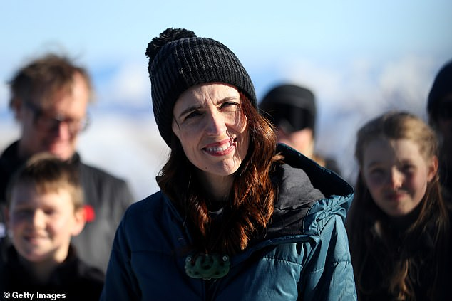New Zealand Prime Minister Jacinda Ardern (pictured) has placed the ball firmly in Australia's court for the creation of a trans-Tasman bubble sayinga reopening of borders will come down to Australian leaders