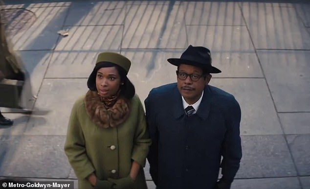 Hitting US theaters in December! The MGM movie also features Forest Whitaker (R), Audra McDonald, Tate Donovan, Tituss Burgess, Saycon Sengbloh, and Skye Dakota Turner