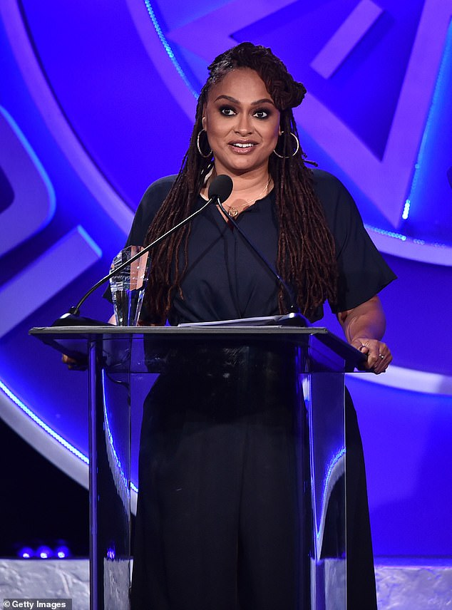 Amazing: Academy Award nominee Ava DuVernay is collaborating with the free agent quarterback who serves as the narrator and executive producer of the six-part Netflix drama series focusing on his high school years