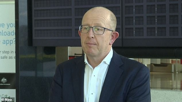 Managing director of Canberra Airport Stephen Byronsaid flights will be planned for the end of July