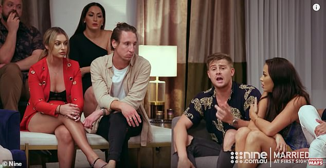 Baffled viewers: After a mixed reception in the United States, the Australian version of Married At First Sight has been met with backlash from British viewers