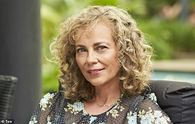 Candid: Neighbours star Annie Jones revealed this week the heartbreaking reason she put her career on hold for years after leaving the show... as she prepares to make a triumphant comeback