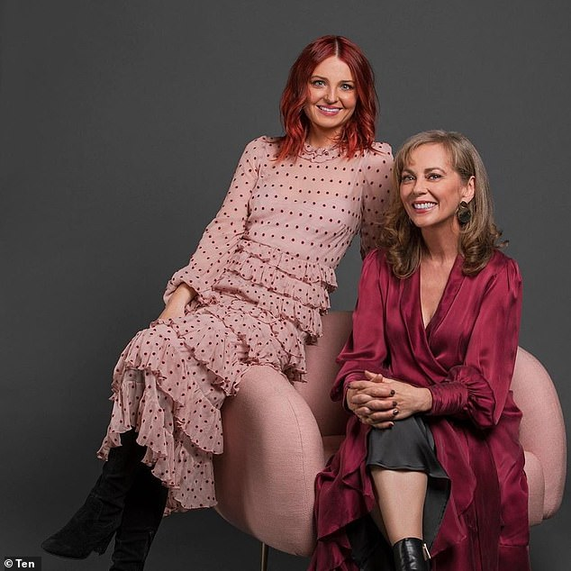 She's back: On Monday, Annie revealed that she will be returning to Neighbours as a series regular.Charlotte Chimes (pictured) is set to play Annie's onscreen daughter Nicolette Stone on the long-running soap, and it turns out it's a dream come true for her