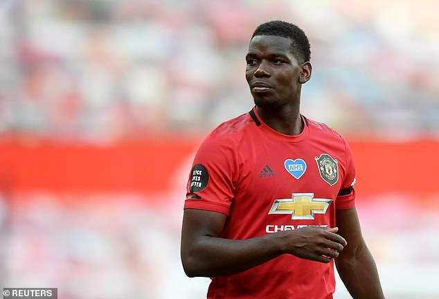 Pogba has struggled with injuries this season but is now back fit and ready and raring to go