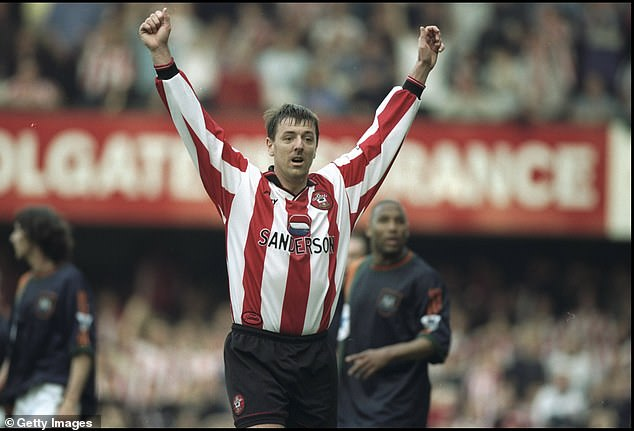 The ex-Southampton star asked Twitter followers to remove him if they were far left or far right