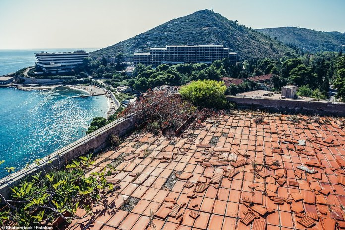 The abandoned hotels of Kupari might not be there for much longer as a project to revive the resort is underway