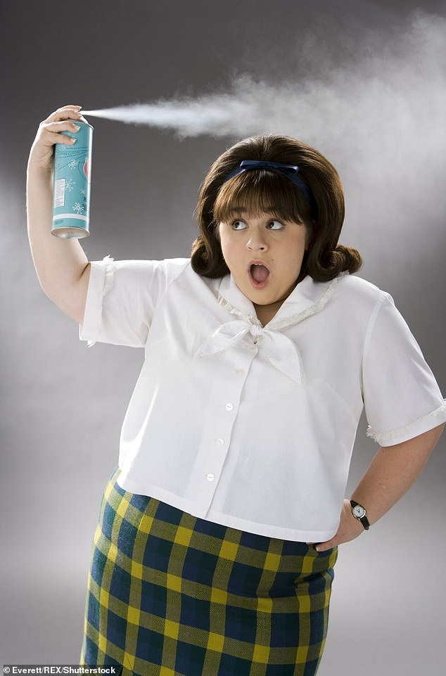 Blonsky portrayed Tracy Turnblad in the 2007 film alongside John Travolta and an ensemble cast that included Queen Latifah, Michelle Pfeiffer, Zac Efron, Amanda Bynes, Christopher Walken and the late Jerry Stiller