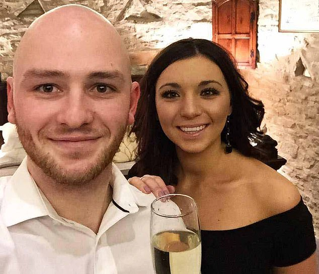 The couple, who both work at a public school in West Sussex, cancelled their reception, aborted their honeymoon and were forced to tell family and friends they could not come