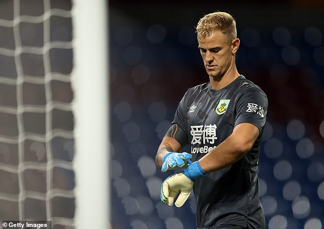 Joe Hart has asked to be given a shot at reviving his career after he was released by Burnley