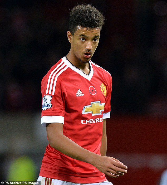 The left-back's 17-year stint at Old Trafford was ended when he was released on Tuesday