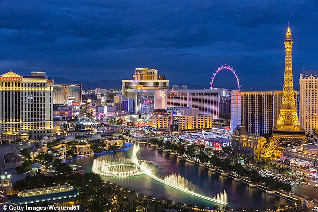 Hospitality workers along the Las Vegas Strip filed a landmark lawsuit against three casino operators on Monday, accusing the companies of failing to protect their employees from COVID-19 in one of the first legal filings of its kind